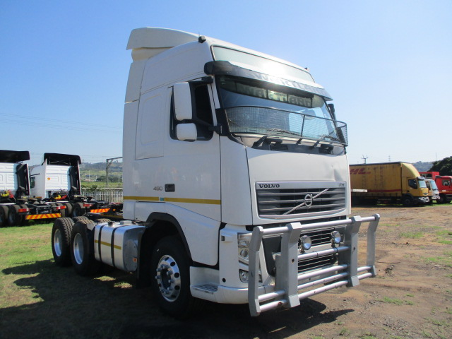 2014 VOLVO FH 480 6X4 MECHANICAL Image