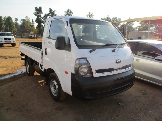 KIA K2500 LDV Image