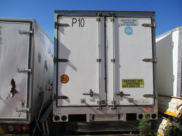 REFRIGERATED BODY WITH TRANSFRIG KV860 COOLING UNIT Image