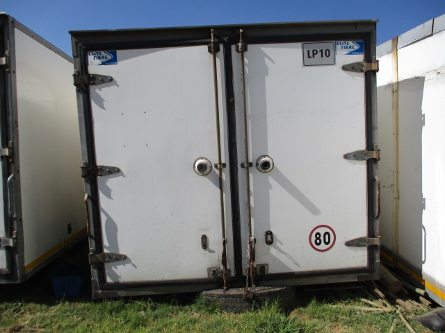 REFRIGERATED BODY TRANSFRIG MT 300 COOLING UNIT Image