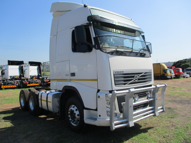2014 VOLVO FH 480 6X4 MECHANICAL HORSE Image