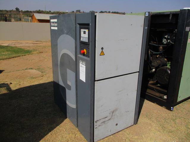 ATLAS COPCO GA45 10 BAR COMPRESSOR Image