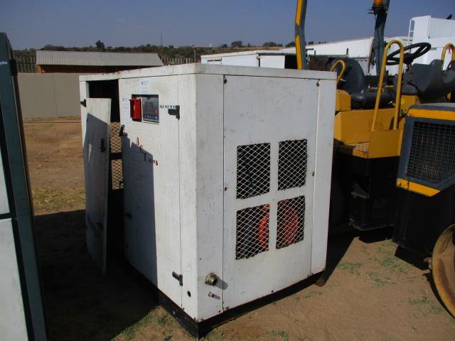 ROTOTECH NK200-V001 15 BAR COMPRESSOR Image