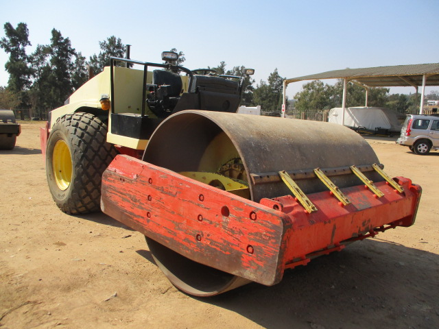 DYNAPAC CA362D SMOOTH DRUM ROLLER Image