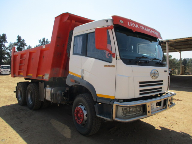 FAW 28-280 10 CUBE TIPPER Image