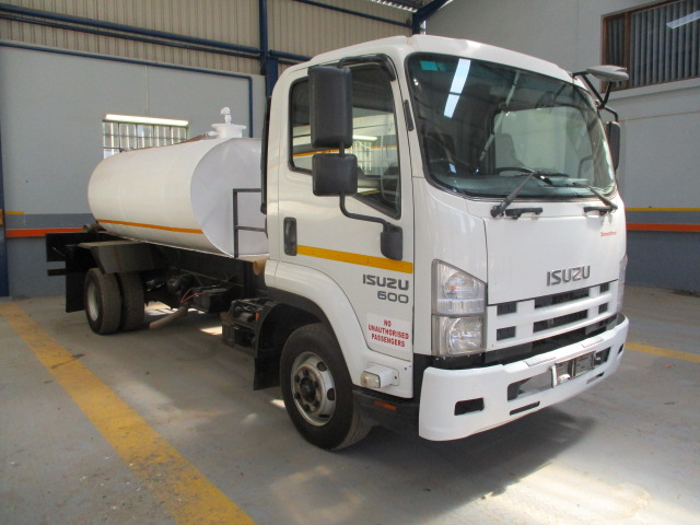 ISUZU FRR600 HONEY SUCKER Image