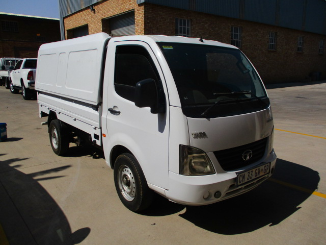TATA SUPER ACE 1.4 TCIC LDV WITH CANOPY Image