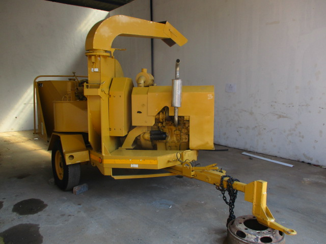 VERMEER MOBILE WOOD CHIPPER Image