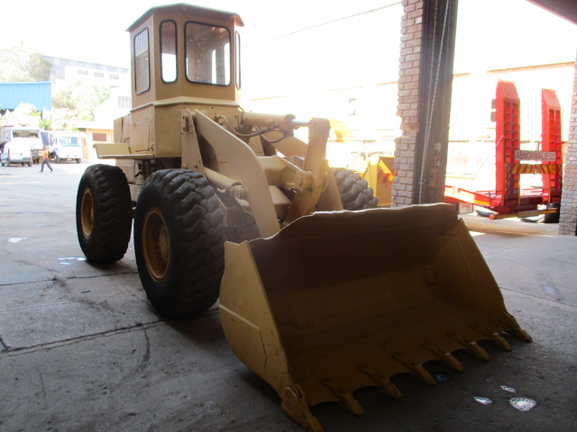 WRIGHT 916 FRONT END LOADER Image