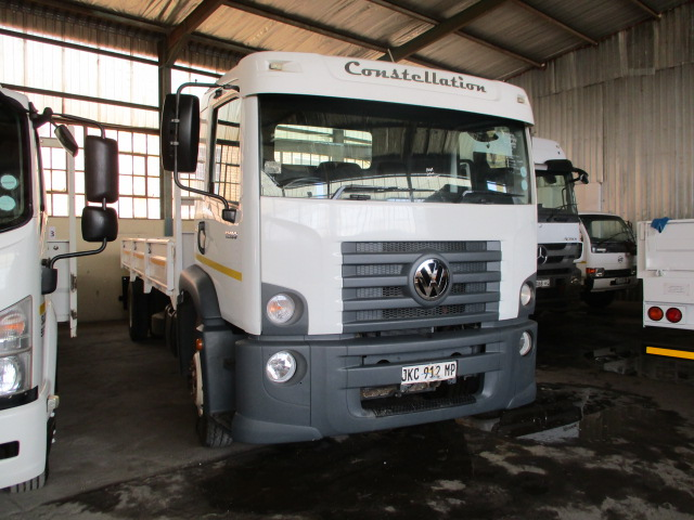 VW CONSTILLATION 13.180 DROPSIDE Image