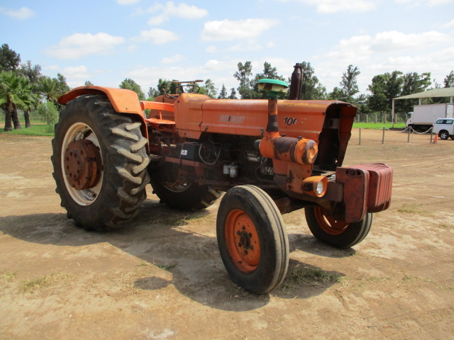 FIAT 1000 4X2 TRACTOR Image