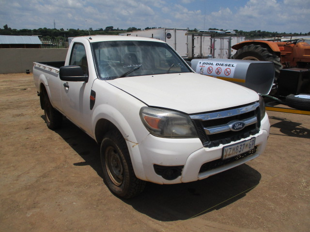 FORD RANGER 2.5 TDCI XL LDV / NO PAPERS Image